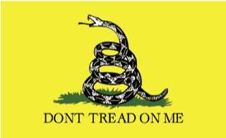 Flag-Dont Tread On Me