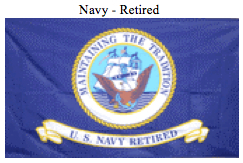 Flag-Navy Retired